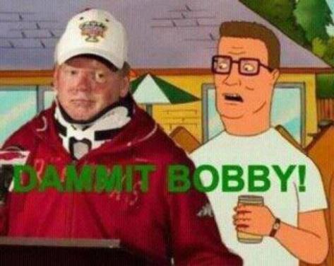 Dammit Bobby