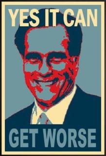 romney poster