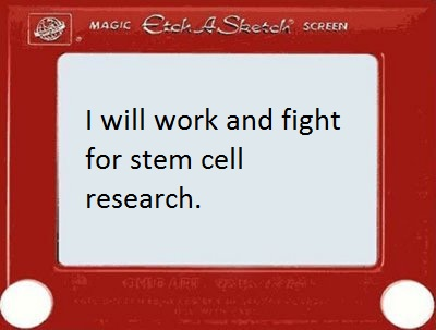 romney sketch stem cell pt 1