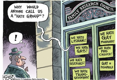 why call us a hate group?