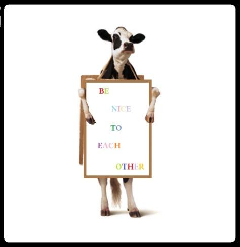 nice cow